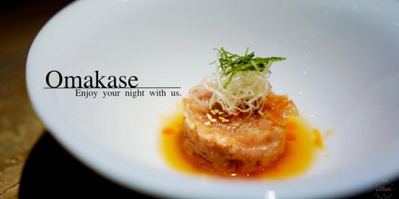 台中日式無菜單餐廳Omakase 米其林主廚創意料理