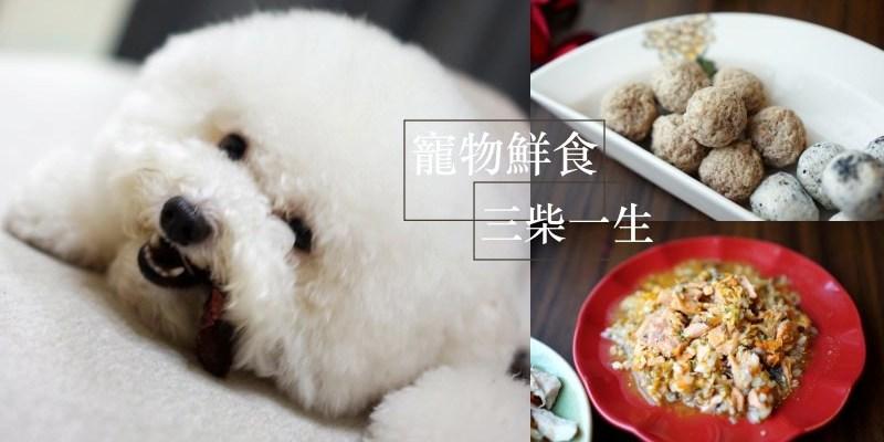 寵物鮮食推薦|三柴一生 平價自然健康的寵物零食。