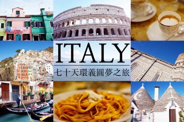 2021義大利自由行全攻略|南北義深度自助行程景點/費用/機票/住宿/交通/網路