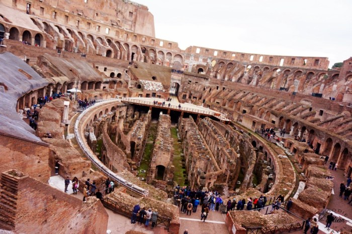 羅馬競技場Colloseo 2021門票、預約導覽、古羅馬廣場、帕拉提諾之丘歷史故事