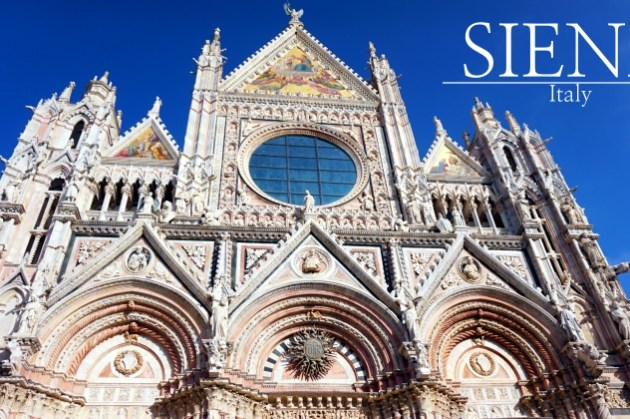 【2021義大利西恩納Siena一日遊】景點推薦、Tour、交通 我心中最美麗的義大利教堂