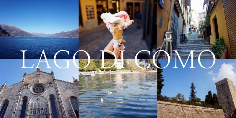 【義大利科莫湖Lago di Como一日遊】跟團Tour/交通教學/景點 義大利最美的湖泊(含貝拉焦Bellagio)