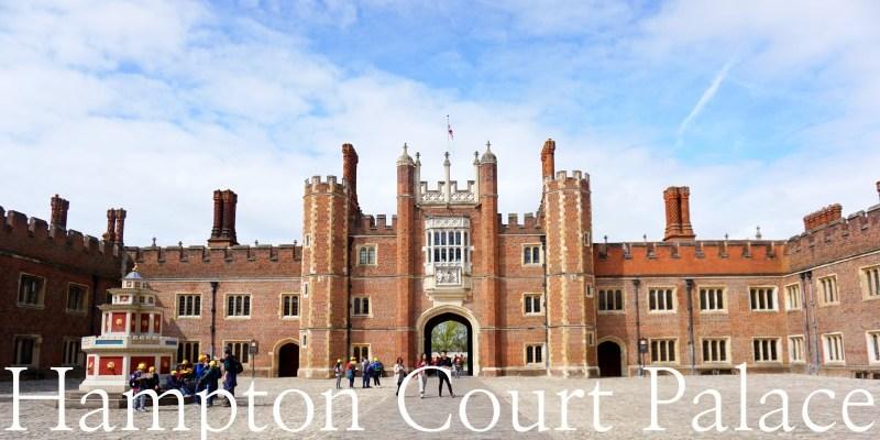 【倫敦景點】漢普頓宮Hampton Court Palace交通、門票、歷史 最愛的鬧鬼宮殿