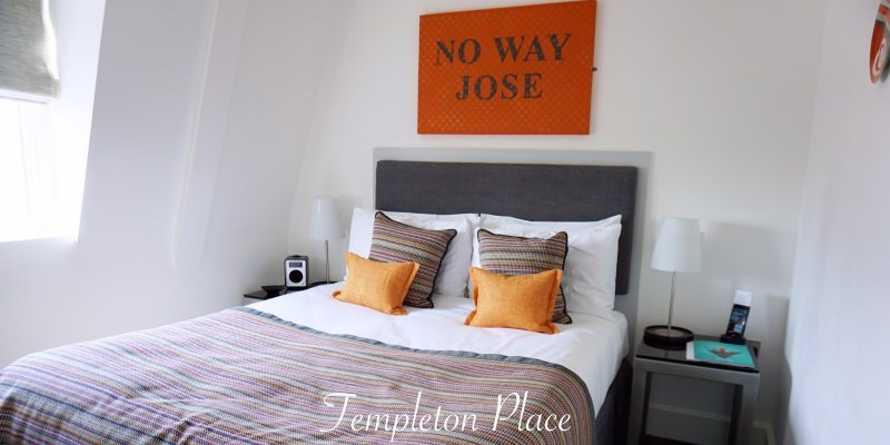 【倫敦公寓飯店推薦】Templeton Place公寓式酒店 安全/交通方便/情侶親子