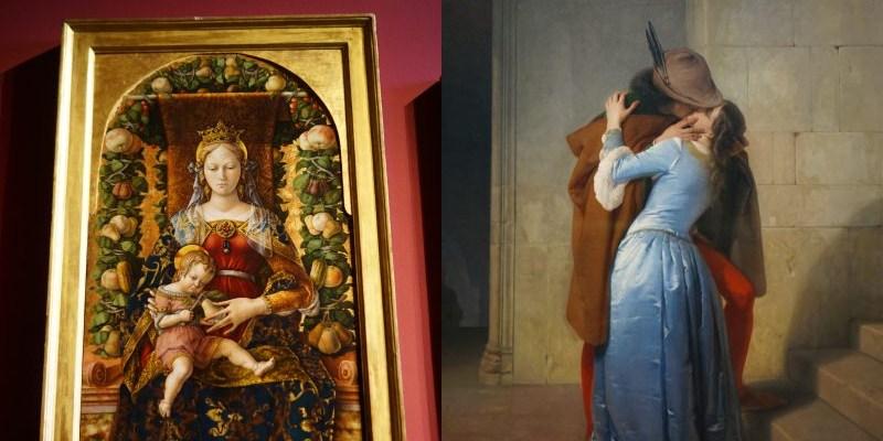 【米蘭景點】布雷拉美術館Pinacoteca di Brera門票、交通、展品 來米蘭也要當文青!