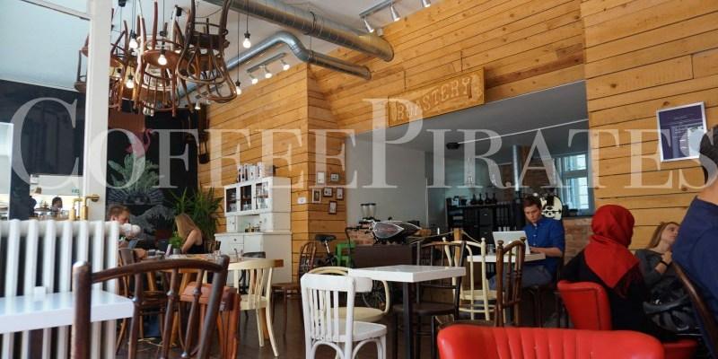 【維也納咖啡館】維也納文青都愛來Coffee Pirates 有機咖啡的堅持將成為一種生活態度。