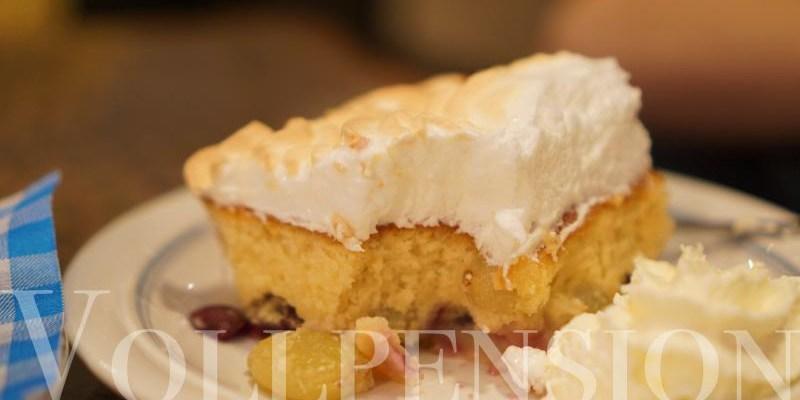 【維也納咖啡館】奧地利爺爺奶奶復古咖啡館Vollpension 阿嬤做的蛋糕最好吃