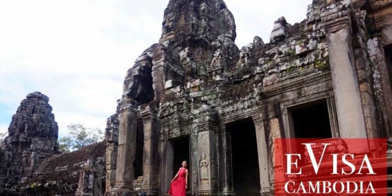 吳哥窟自由行|5分鐘線上辦好柬埔寨簽證eVisa!費用、照片、免代辦!