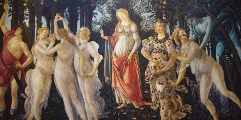 佛羅倫斯景點|烏菲茲美術館Galleria Uffizi門票預約、導覽、開放時間、必看作品,一天也逛不完