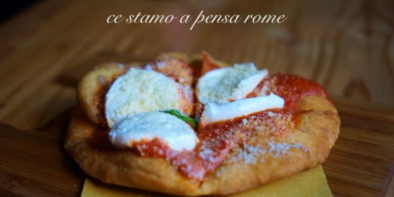 【羅馬美食】Monti文青區餐廳Ce Stamo a Pensà,來自拿波里的陳冠希開的店!
