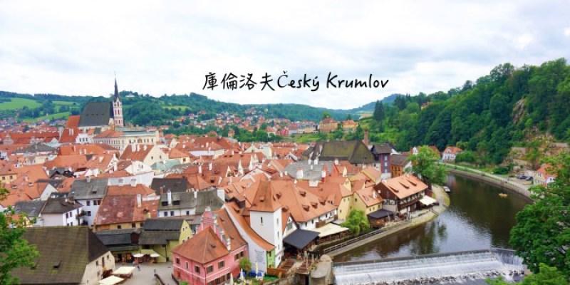2021捷克CK小鎮一日遊|庫倫洛夫交通景點地圖/住宿/天氣美食懶人包