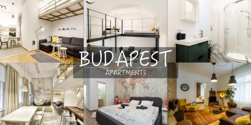 【2021布達佩斯住宿推薦】安全便利區域、10間平價高C/P公寓民宿清單,2千就住超好!