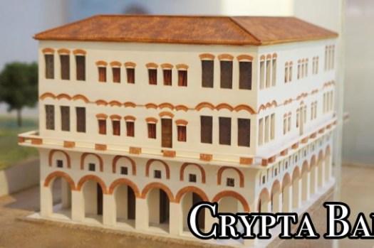 【羅馬景點】Crypta Balbi巴爾比地穴,有時間可以參觀的巴爾布斯劇院