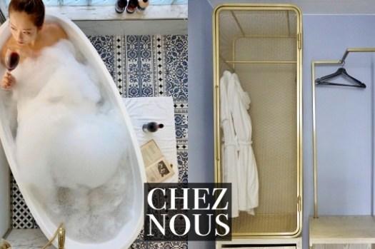 台北大安住宿推薦|Chez Nous Hotel司旅,我在台灣住過最美的飯店。