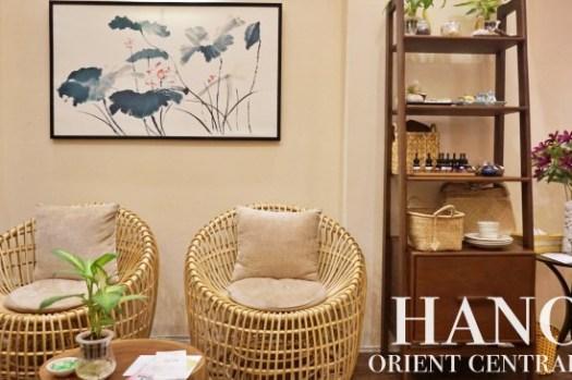 河內按摩推薦 還劍湖Orient Central Spa,環境好又便宜的按摩店。
