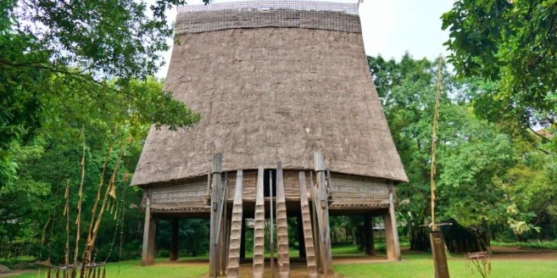 河內景點 越南民族學博物館門票、開放時間,根本是九族文化村~