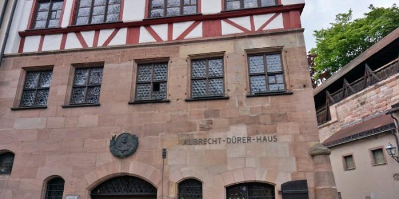 【紐倫堡景點】杜勒之家Albrecht Dürer門票、開放時間,文藝復興自畫像之父