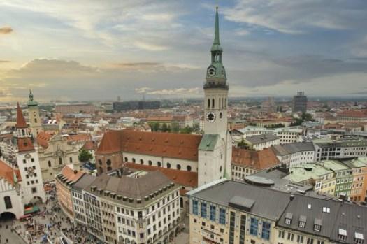 2021德國慕尼黑自由行全攻略|第一次自助必看!景點行程花費美食住宿交通啤酒節懶人包