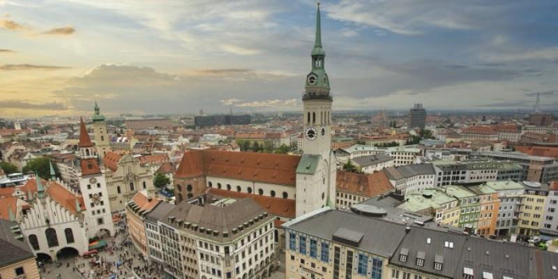 【2021德國慕尼黑自由行全攻略】第一次自助必看!景點行程花費美食住宿交通啤酒節懶人包