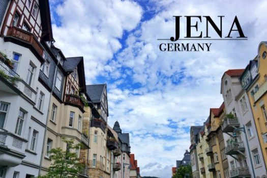 【德國耶拿Jena自由行】交通、私房景點行程、住宿,有著天堂跟河流的大學城