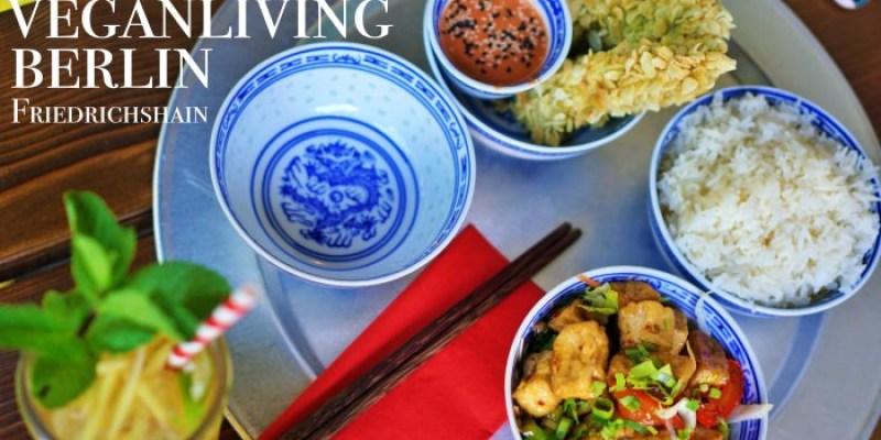 【柏林素食美食】1990 Vegan living越南蔬食餐廳,隨便點隨便好吃