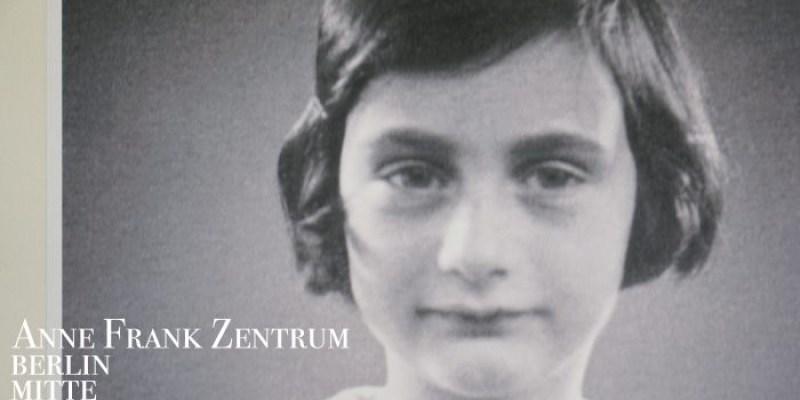 【柏林景點】安妮法蘭克中心Anne Frank Zentrum交通、門票、展覽內容