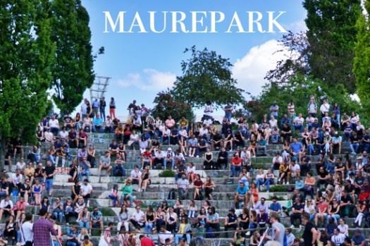 柏林景點|Mauerpark二手市集、美食、交通,代表夏天的露天卡拉OK