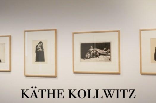 【柏林景點】珂勒惠支Käthe Kollwitz博物館,現代德國最偉大的女藝術家