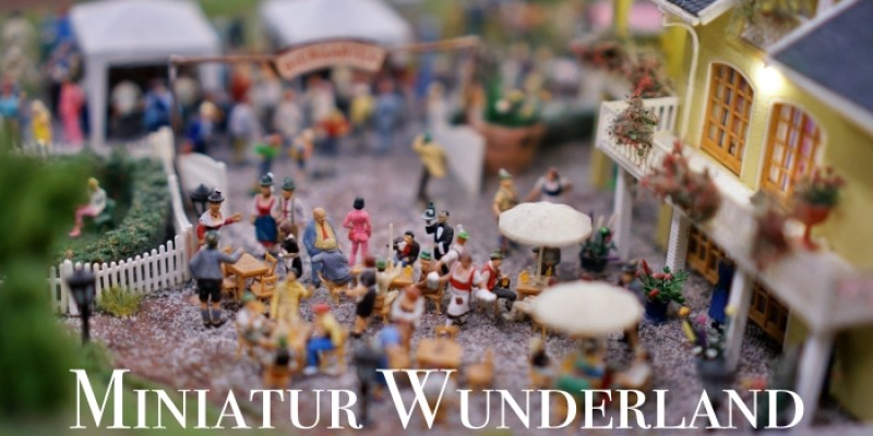 【德國漢堡必去景點】迷你世界Miniatur Wunderland門票、開放時間,歐洲小人國