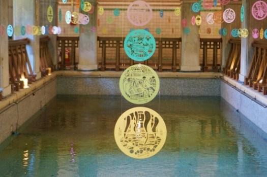 北投景點 北投溫泉博物館免門票,北投圖書館旁日式大眾澡堂