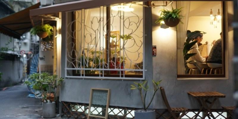 西門老屋咖啡店 Horoka木咖,冠軍咖啡師手沖咖啡搭超濃肉桂捲