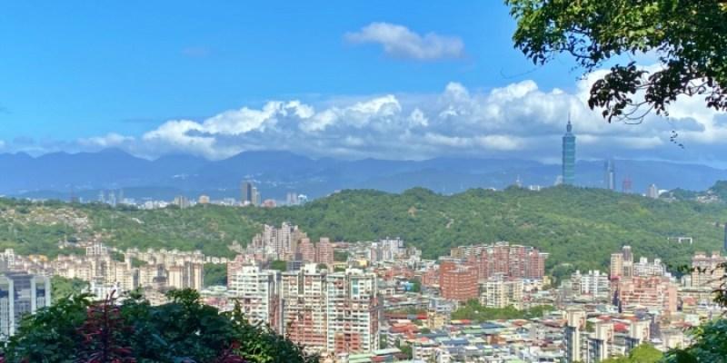 台北健行步道 景美仙跡岩步道廁所、走多久,看台北101不用去象山