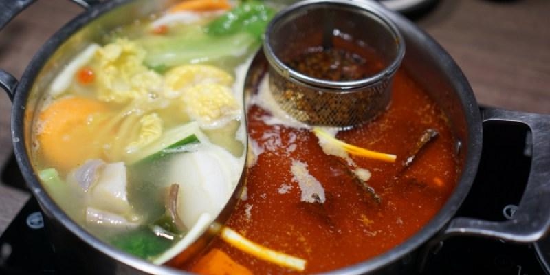 新店七張美食|就是辣重慶老火鍋,超好吃麻辣鍋必點老油條!