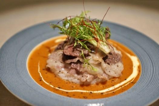 台南美食|邦拿咖哩與酒,自然手作異國料理Shakshuka蕃茄薯條