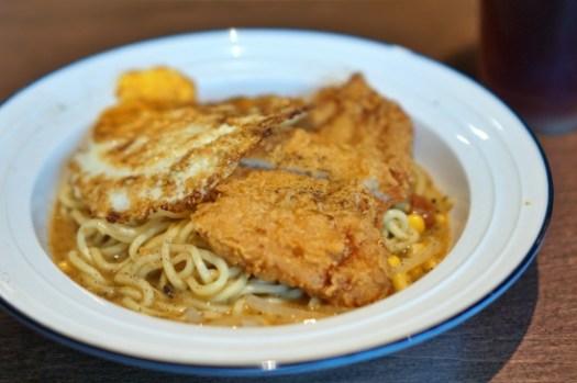 台南南科美食|COFFEE&EGG早午餐,有冷氣的漂亮早餐店