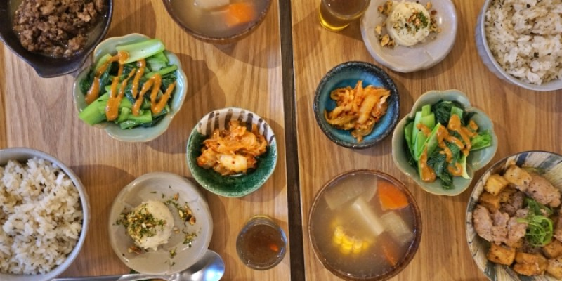坪林老街餐廳推薦|坪感覺justpinglin,在地食材入菜的好料理