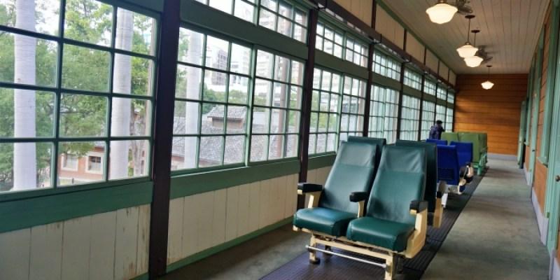台北北門博物館|臺灣博物館鐵道部園區,鐵道迷也瘋狂的親子景點
