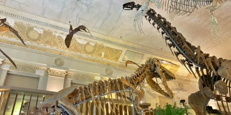 台北博物館 國立臺灣博物館本館看歷史,土銀古生物館看恐龍