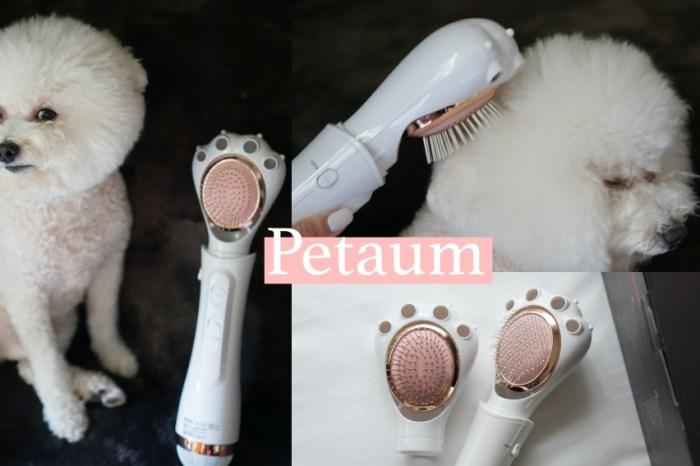 狗狗用品 Petaum寵物專用梳毛吹風機,吹乾去結不再像打仗一樣!