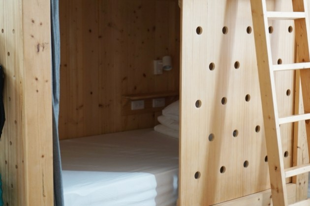 恆春青年旅舍 仁旅宿,有女生房、空間乾淨、早餐豐盛的舒服空間。