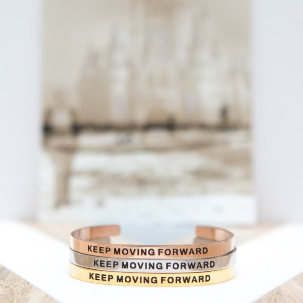 Walt Disney Inspired Quote Jewelry