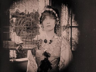 Lillian Gish as Elsie Sroneman in Birth of a Nation