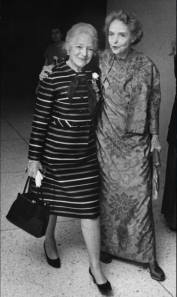 Helen Hayes and Lillian Gish premiere Uncle Vanya 73