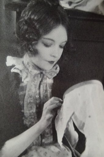 Lillian Gish as Mimi in La Boheme