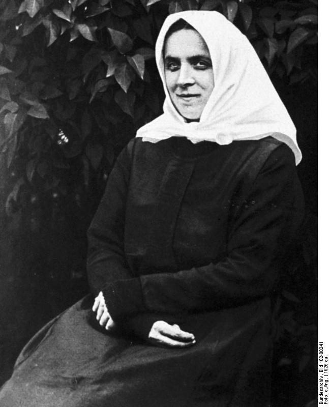 Therese Neumann - Bundesarchiv Bild