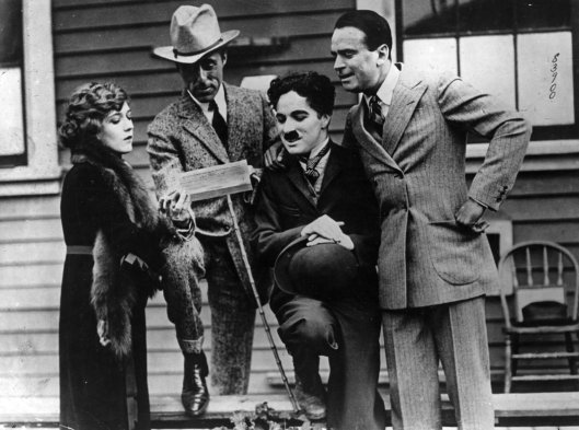 Pickford, Griffith, Chaplin, Fairbanks - United Artists