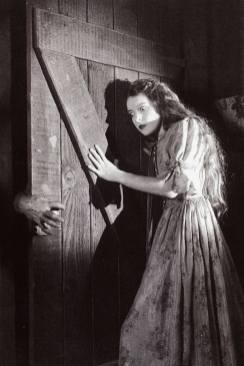 Miss Lillian Gish - still frame (The Wind)