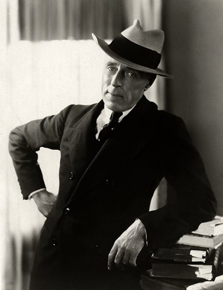 D.W. Griffith - late 1930's