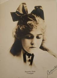 Dorothy Gish 1920 Carpenter Tringle P