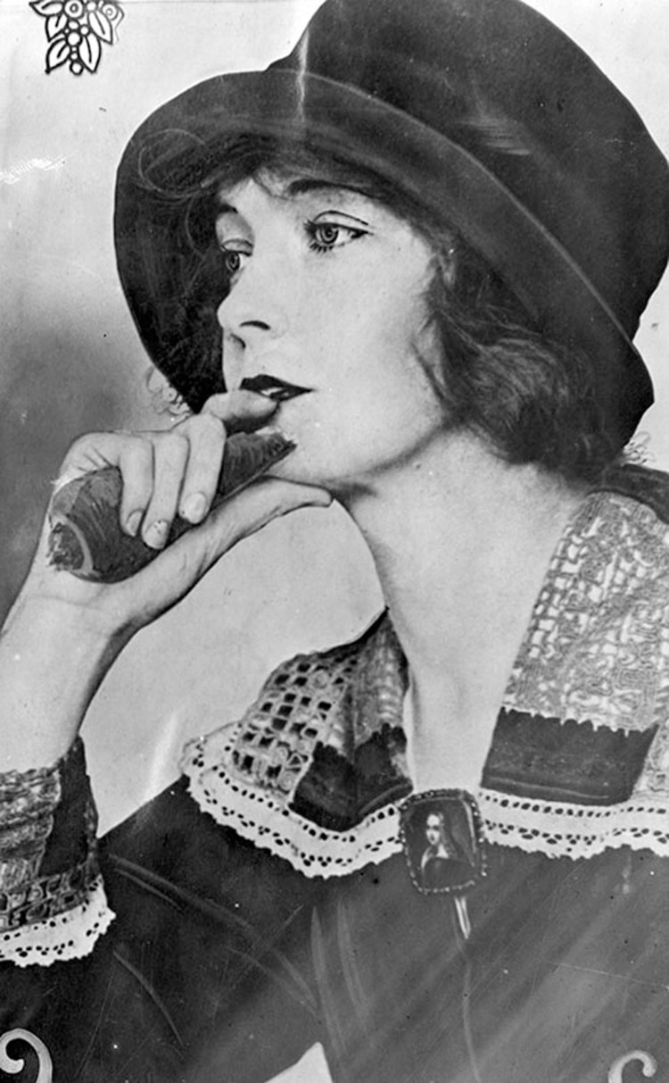 Lillian Gish and The Carrot syndrome 1925